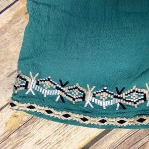 Anthropologie Shorts - Hei Hei Anthro Southwest Embroidered Isle Shorts
